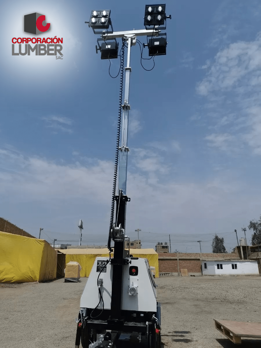 torre de iluminacion